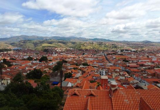 Sucre, not La Paz, is Bolivia´s official capital